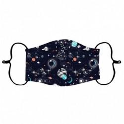 Maska na tvár vesmír 9